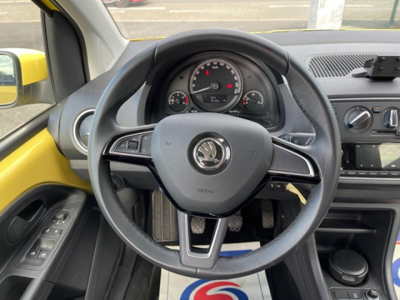 Photo 16 de l'offre de SKODA CITIGO 1.0 12V MPI - 60 EDITION CLIM à 8990€ chez Triplo auto