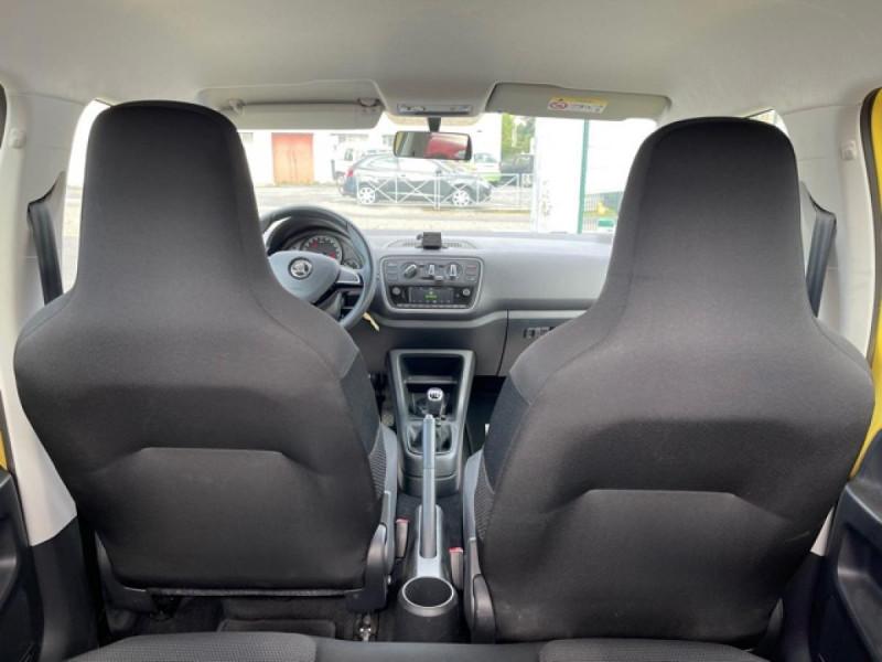 Photo 10 de l'offre de SKODA CITIGO 1.0 12V MPI - 60 EDITION CLIM à 8990€ chez Triplo auto