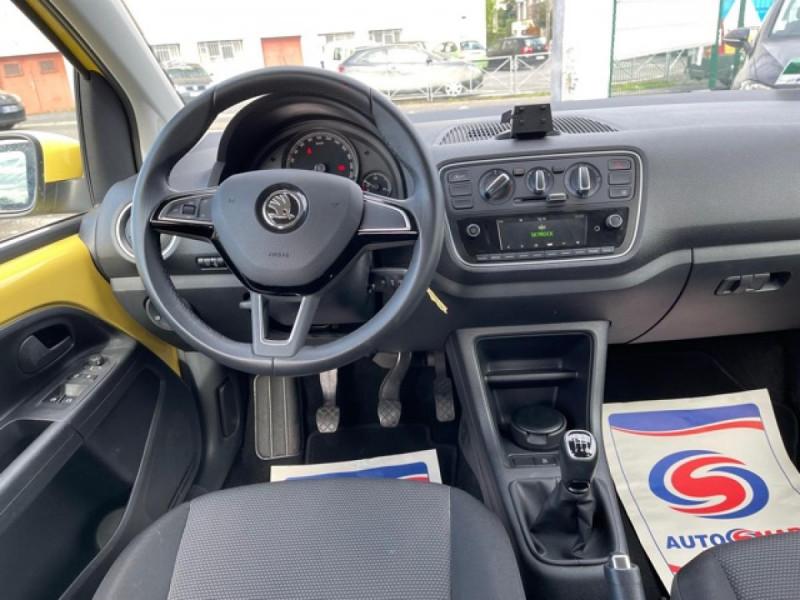 Photo 15 de l'offre de SKODA CITIGO 1.0 12V MPI - 60 EDITION CLIM à 8990€ chez Triplo auto