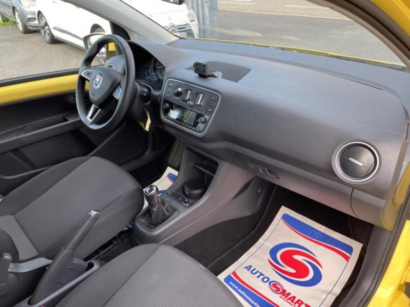 Photo 14 de l'offre de SKODA CITIGO 1.0 12V MPI - 60 EDITION CLIM à 8990€ chez Triplo auto