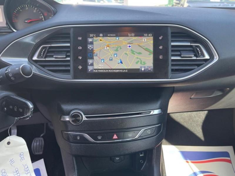 Photo 14 de l'offre de PEUGEOT 308 1.6 HDI 92 AFFAIRE PACK CD CLIM GPS CONFORT  à 8990€ chez Triplo auto