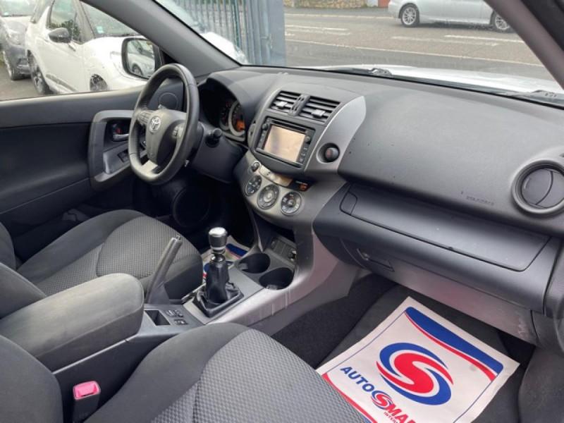 Photo 17 de l'offre de TOYOTA RAV 4 150 D-4D LIMITED EDITION CAMERA   GPS  à 12490€ chez Triplo auto