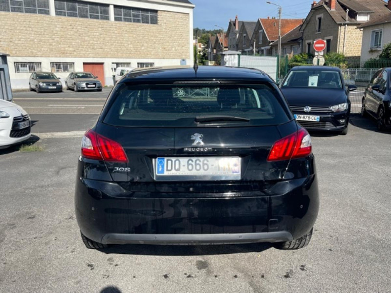 Photo 4 de l'offre de PEUGEOT 308 1.6 HDI 92 AFFAIRE PACK CD CLIM GPS CONFORT  à 8990€ chez Triplo auto
