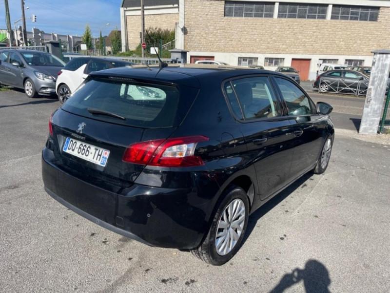 Photo 5 de l'offre de PEUGEOT 308 1.6 HDI 92 AFFAIRE PACK CD CLIM GPS CONFORT  à 8990€ chez Triplo auto