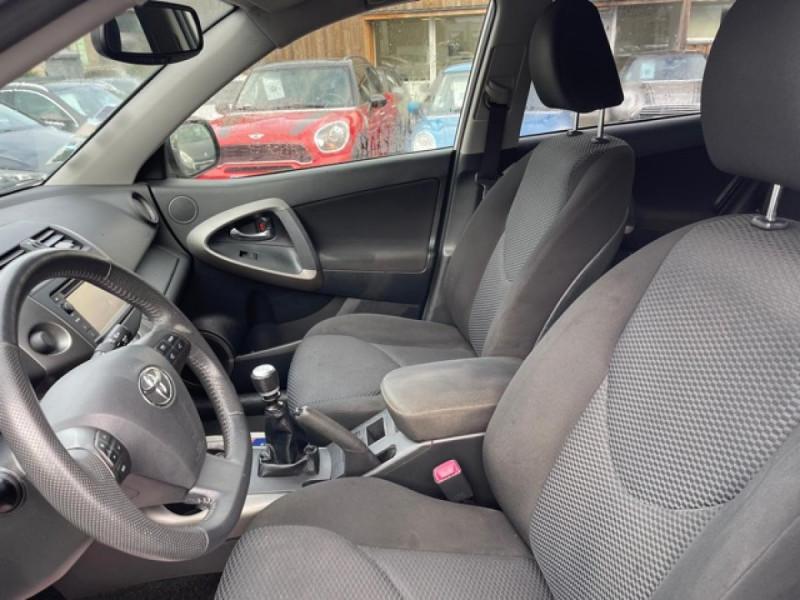 Photo 13 de l'offre de TOYOTA RAV 4 150 D-4D LIMITED EDITION CAMERA   GPS  à 12490€ chez Triplo auto