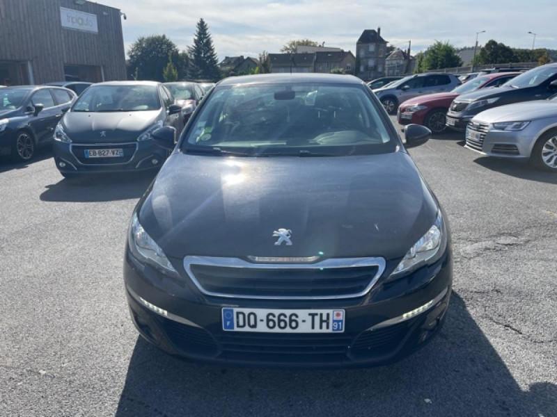 Photo 8 de l'offre de PEUGEOT 308 1.6 HDI 92 AFFAIRE PACK CD CLIM GPS CONFORT  à 8990€ chez Triplo auto