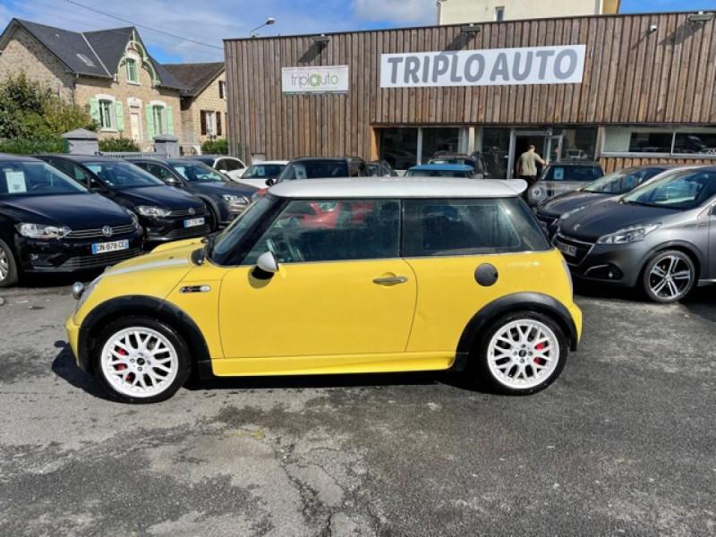 Photo 2 de l'offre de MINI MINI 1.4 D - 75  R50 - R53 COUPE ONE  à 6490€ chez Triplo auto