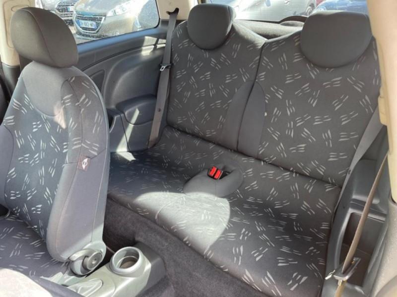 Photo 13 de l'offre de MINI MINI 1.4 D - 75  R50 - R53 COUPE ONE  à 6490€ chez Triplo auto