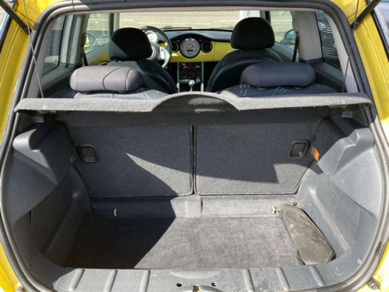 Photo 9 de l'offre de MINI MINI 1.4 D - 75  R50 - R53 COUPE ONE  à 6490€ chez Triplo auto