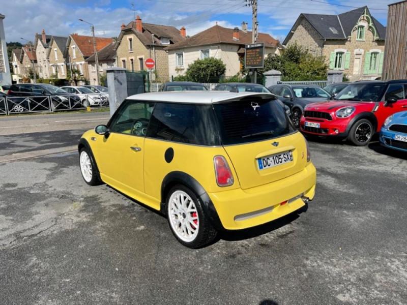 Photo 3 de l'offre de MINI MINI 1.4 D - 75  R50 - R53 COUPE ONE  à 6490€ chez Triplo auto