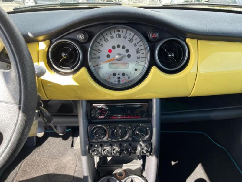 Photo 16 de l'offre de MINI MINI 1.4 D - 75  R50 - R53 COUPE ONE  à 6490€ chez Triplo auto