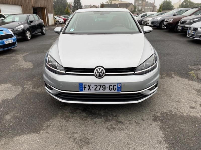 Photo 8 de l'offre de VOLKSWAGEN GOLF VII 1.6 TDI 115 DSG 7  CONFORTLINE BUSINESS GPS à 18490€ chez Triplo auto