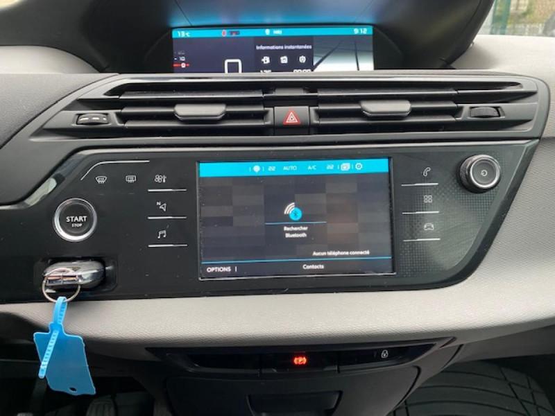 Photo 22 de l'offre de CITROEN C4 PICASSO 1.6 BLUEHDI - 120  FEEL GPS à 13990€ chez Triplo auto