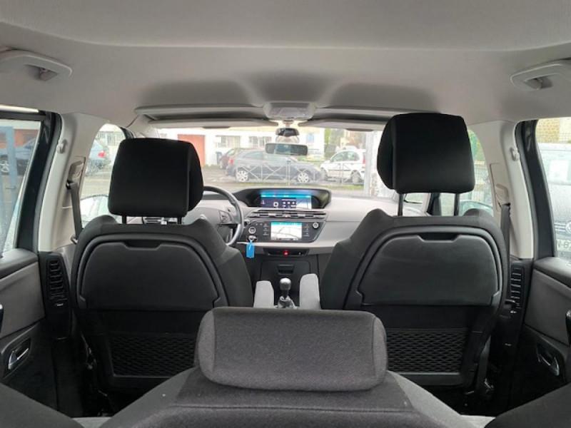 Photo 10 de l'offre de CITROEN C4 PICASSO 1.6 BLUEHDI - 120  FEEL GPS à 13990€ chez Triplo auto