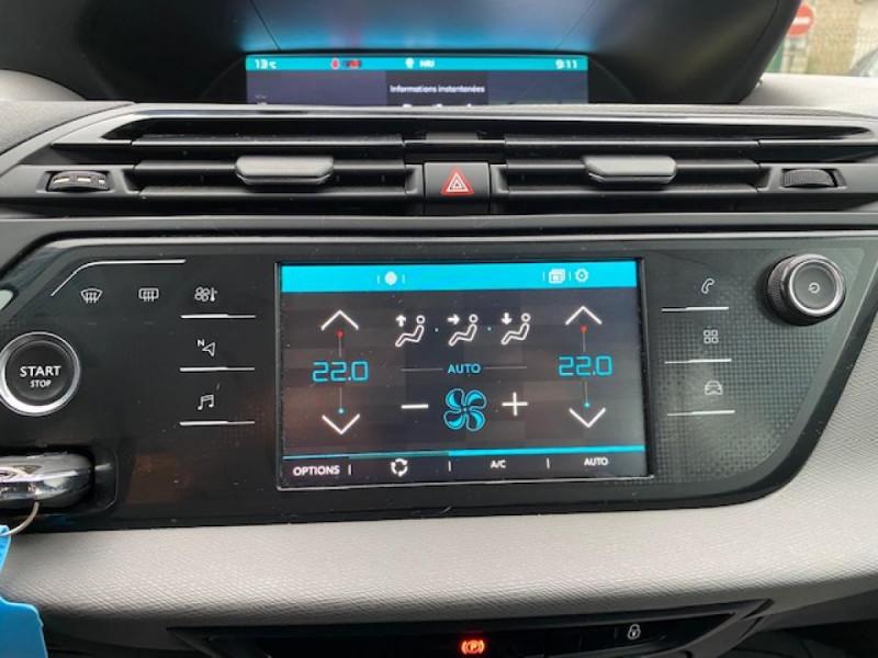 Photo 19 de l'offre de CITROEN C4 PICASSO 1.6 BLUEHDI - 120  FEEL GPS à 13990€ chez Triplo auto