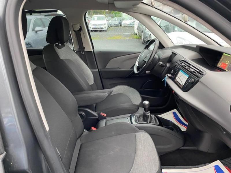 Photo 14 de l'offre de CITROEN C4 PICASSO 1.6 BLUEHDI - 120  FEEL GPS à 13990€ chez Triplo auto