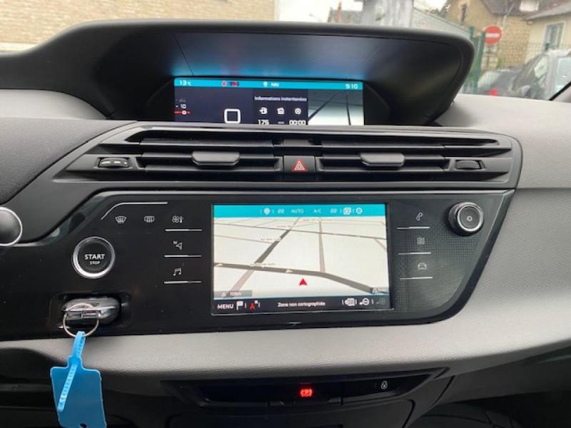 Photo 16 de l'offre de CITROEN C4 PICASSO 1.6 BLUEHDI - 120  FEEL GPS à 13990€ chez Triplo auto