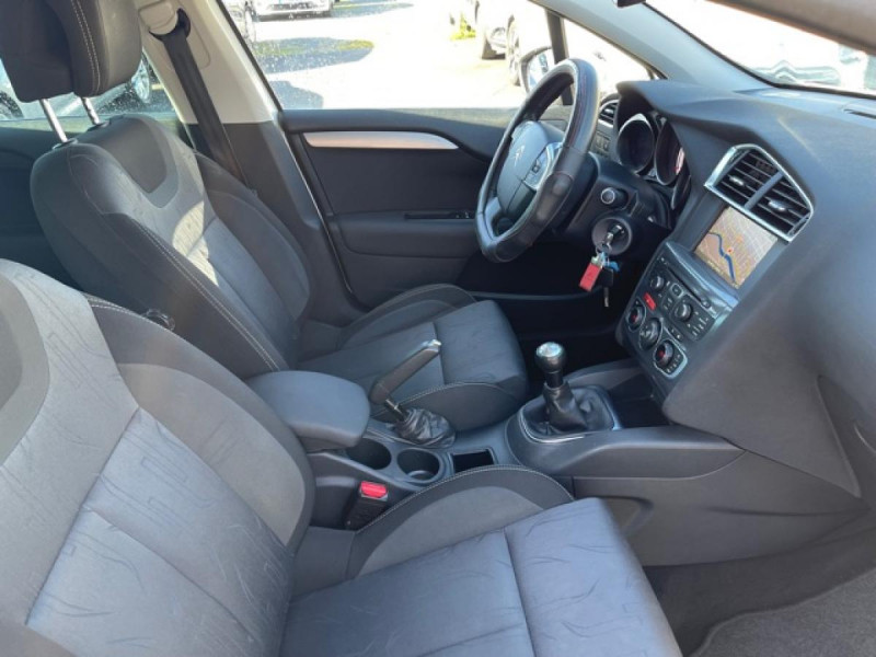 Photo 15 de l'offre de CITROEN C4 1.6 HDI 90 MILLENIUM GPS RADAR AR à 8490€ chez Triplo auto