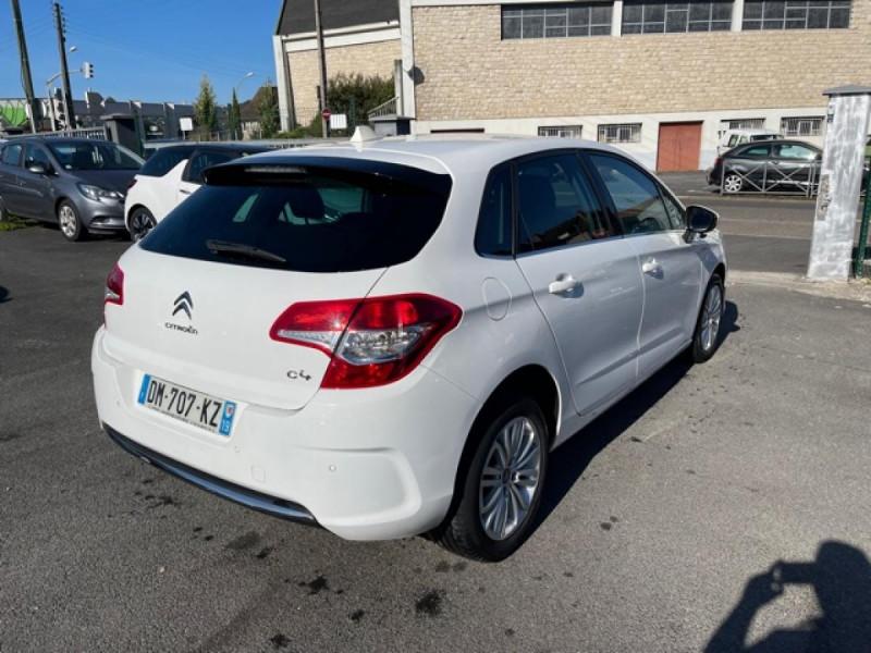 Photo 5 de l'offre de CITROEN C4 1.6 HDI 90 MILLENIUM GPS RADAR AR à 8490€ chez Triplo auto