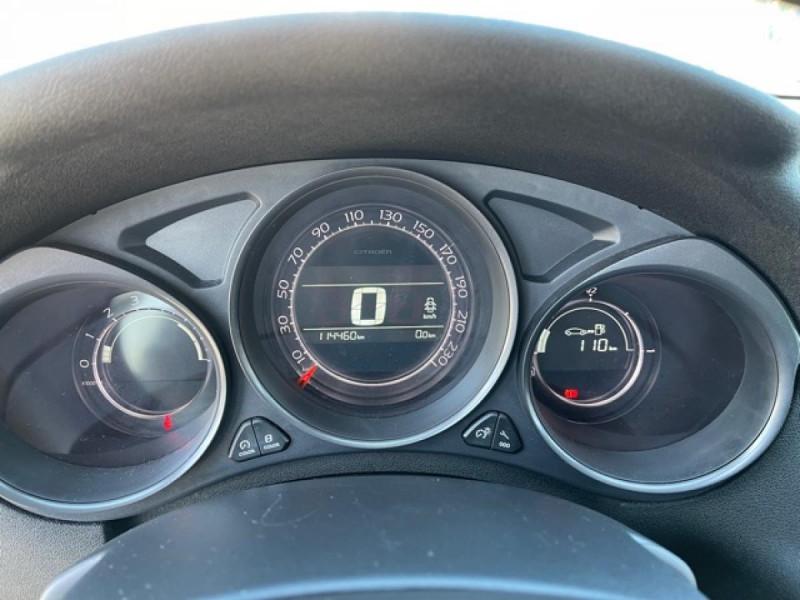 Photo 18 de l'offre de CITROEN C4 1.6 HDI 90 MILLENIUM GPS RADAR AR à 8490€ chez Triplo auto