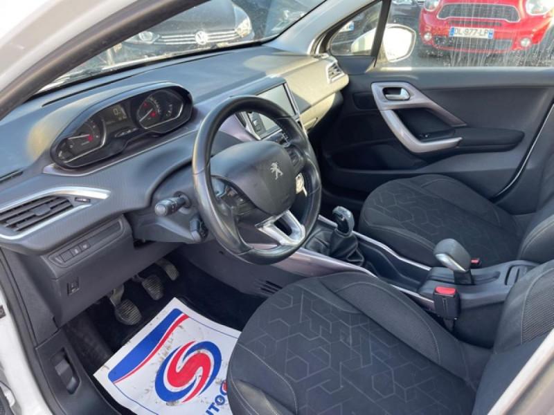 Photo 11 de l'offre de PEUGEOT 2008 1.6 E-HDI 92 ACTIVE   ATTELAGE à 8990€ chez Triplo auto