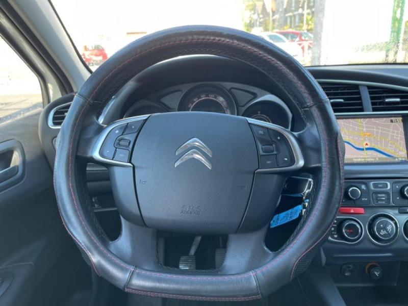 Photo 20 de l'offre de CITROEN C4 1.6 HDI 90 MILLENIUM GPS RADAR AR à 8490€ chez Triplo auto