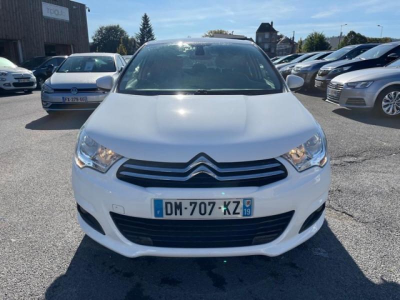Photo 8 de l'offre de CITROEN C4 1.6 HDI 90 MILLENIUM GPS RADAR AR à 8490€ chez Triplo auto
