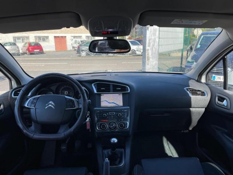 Photo 16 de l'offre de CITROEN C4 1.6 HDI 90 MILLENIUM GPS RADAR AR à 8490€ chez Triplo auto