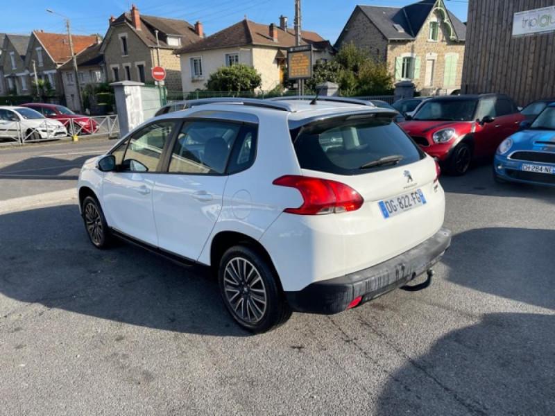 Photo 3 de l'offre de PEUGEOT 2008 1.6 E-HDI 92 ACTIVE   ATTELAGE à 8990€ chez Triplo auto