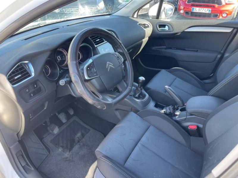 Photo 12 de l'offre de CITROEN C4 1.6 HDI 90 MILLENIUM GPS RADAR AR à 8490€ chez Triplo auto