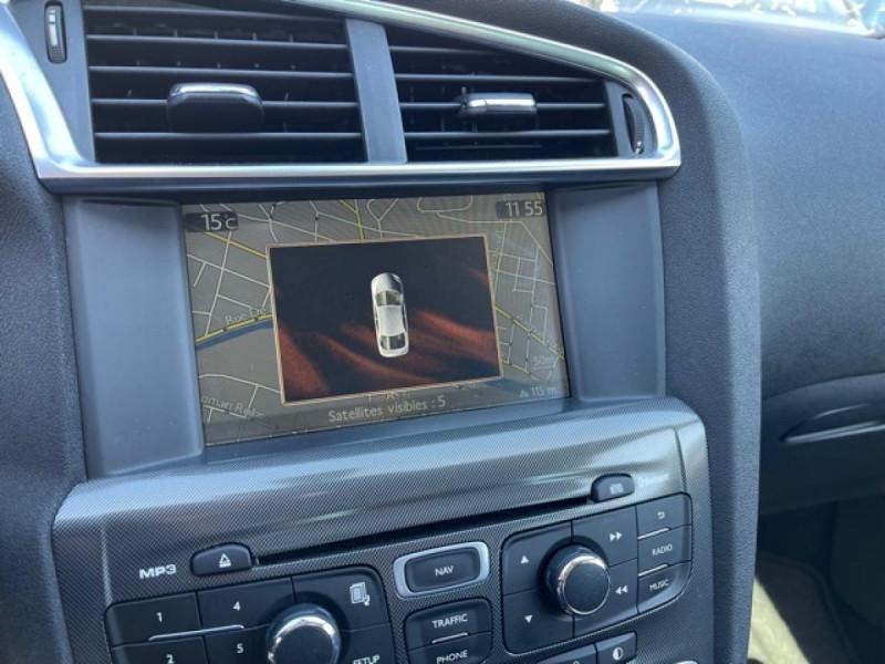 Photo 19 de l'offre de CITROEN C4 1.6 HDI 90 MILLENIUM GPS RADAR AR à 8490€ chez Triplo auto