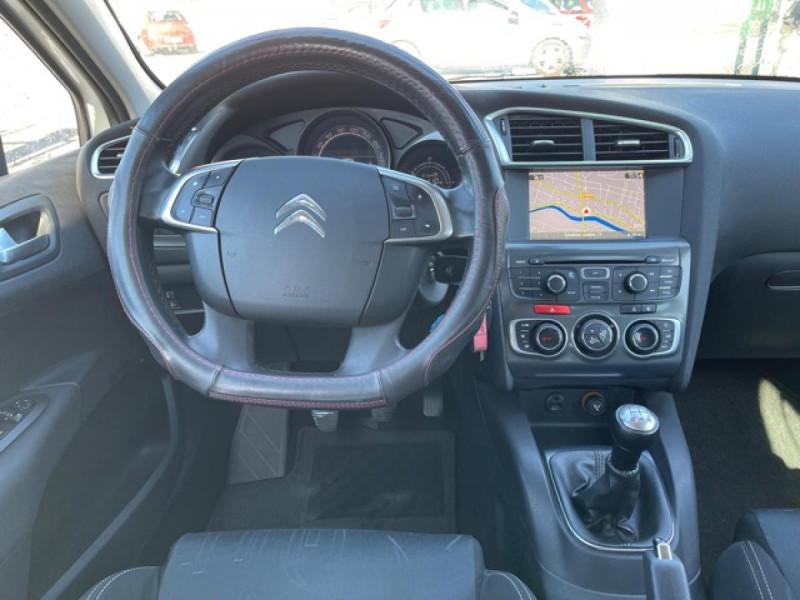 Photo 17 de l'offre de CITROEN C4 1.6 HDI 90 MILLENIUM GPS RADAR AR à 8490€ chez Triplo auto