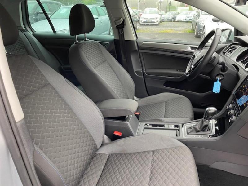 Photo 13 de l'offre de VOLKSWAGEN GOLF VII 1.6 TDI 115 DSG 7  CONFORTLINE BUSINESS GPS à 18490€ chez Triplo auto