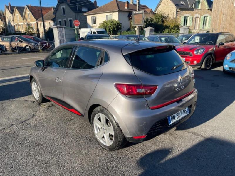 Photo 2 de l'offre de RENAULT CLIO 1.5 DCI 90 IV BUSINESS GPS à 9490€ chez Triplo auto