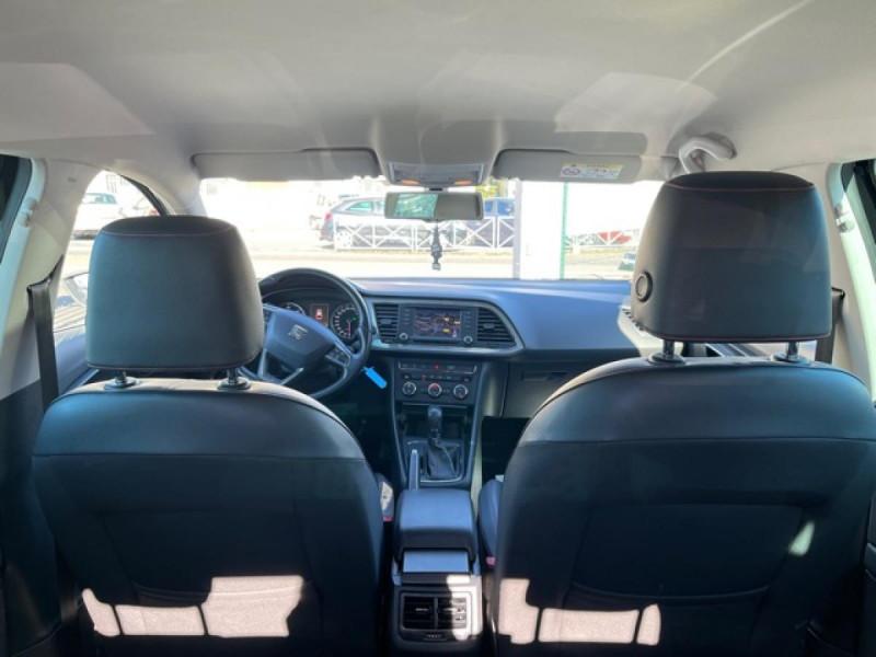 Photo 9 de l'offre de SEAT LEON 2.0 TDI 150 S/S DSG6 FR  à 11990€ chez Triplo auto