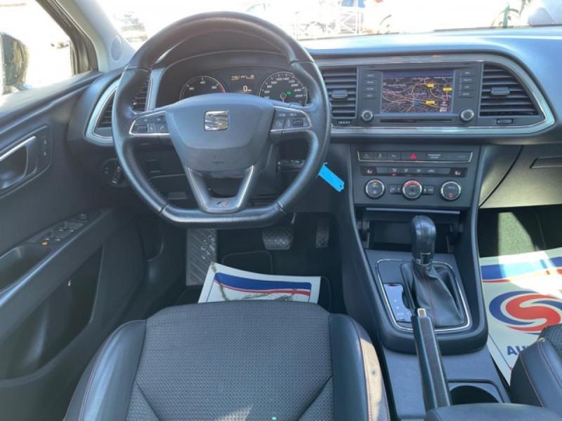 Photo 13 de l'offre de SEAT LEON 2.0 TDI 150 S/S DSG6 FR  à 11990€ chez Triplo auto