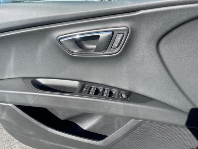 Photo 22 de l'offre de SEAT LEON 2.0 TDI 150 S/S DSG6 FR  à 11990€ chez Triplo auto