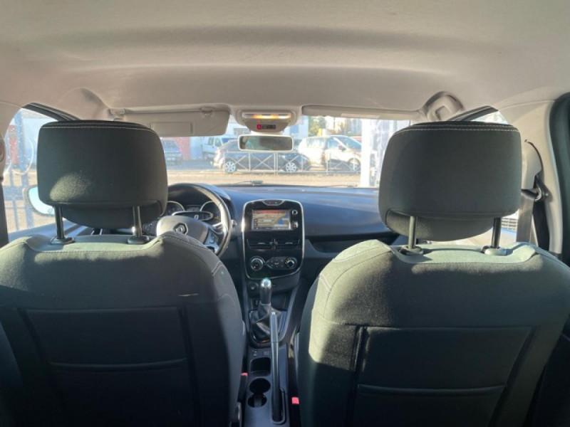 Photo 7 de l'offre de RENAULT CLIO 1.5 DCI 90 IV BUSINESS GPS à 9490€ chez Triplo auto