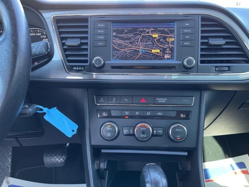 Photo 15 de l'offre de SEAT LEON 2.0 TDI 150 S/S DSG6 FR  à 11990€ chez Triplo auto