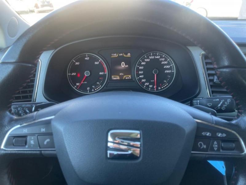 Photo 20 de l'offre de SEAT LEON 2.0 TDI 150 S/S DSG6 FR  à 11990€ chez Triplo auto