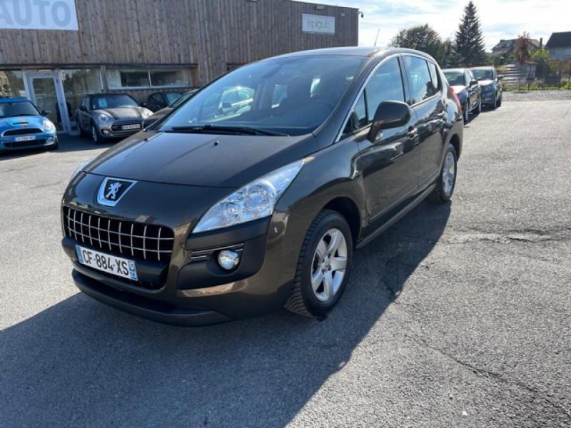 Peugeot 3008 1.6 HDI 112  ACTIVE   GRIP CONTROL Diesel MARRON Occasion à vendre