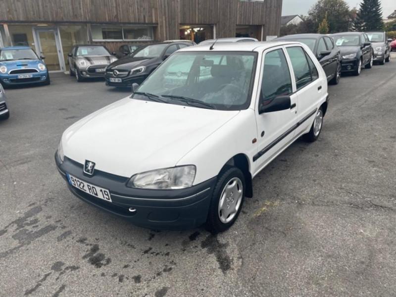 Peugeot 106 1.0I OPEN 1ERE MAIN 29 479KM D\'ORIGINE Essence INC. Occasion à vendre