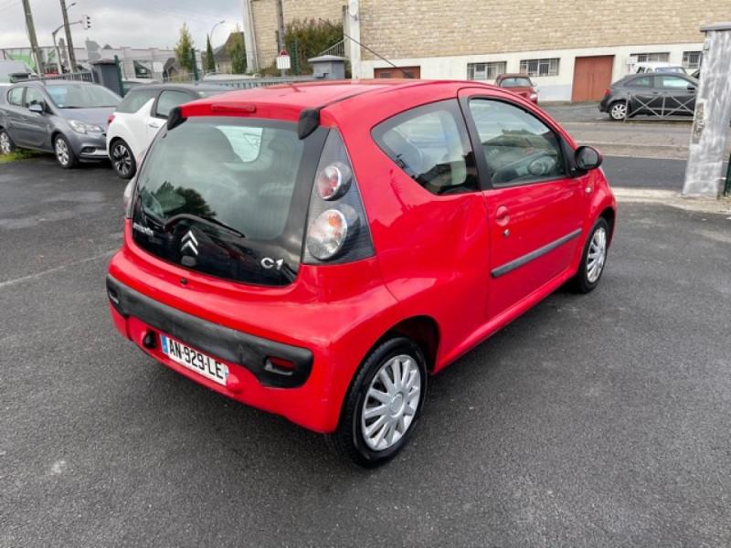 Photo 5 de l'offre de CITROEN C1 1.0I  CONFORT à 3990€ chez Triplo auto