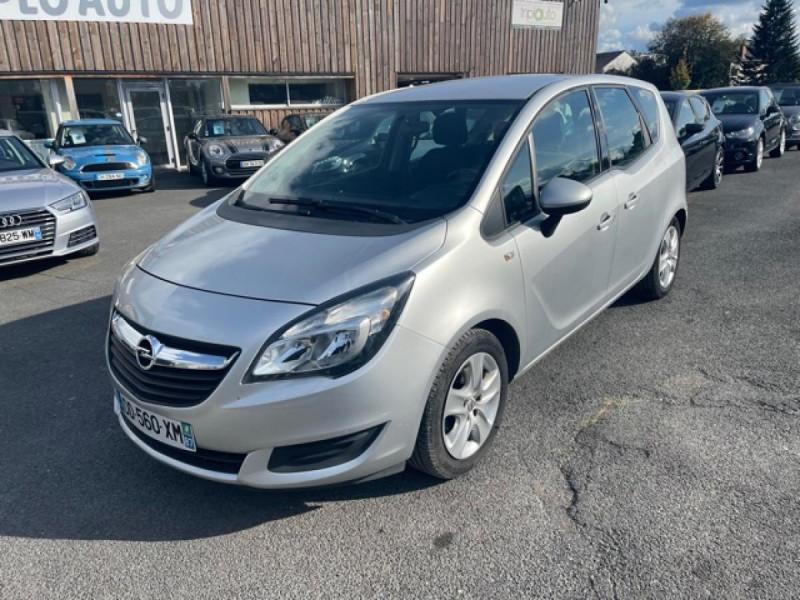 Opel MERIVA 1.4I TWINPORT 120 EDITION   ATTELAGE Essence GRIS Occasion à vendre