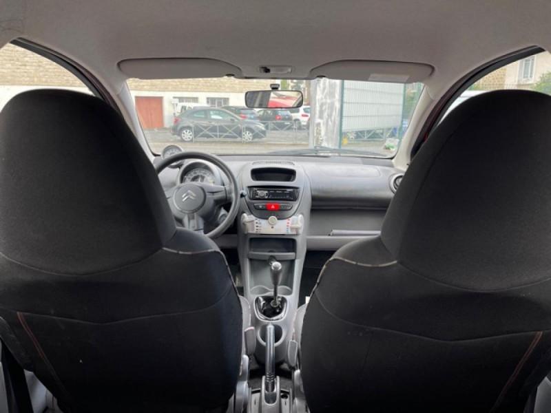 Photo 9 de l'offre de CITROEN C1 1.0I  CONFORT à 3990€ chez Triplo auto