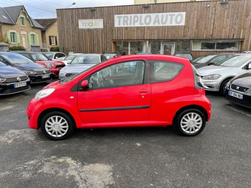 Photo 2 de l'offre de CITROEN C1 1.0I  CONFORT à 3990€ chez Triplo auto