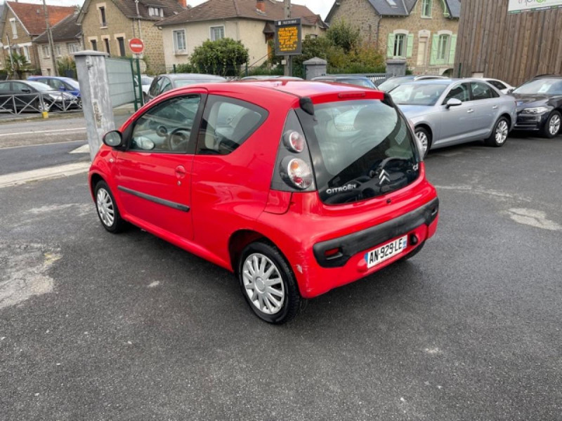 Photo 3 de l'offre de CITROEN C1 1.0I  CONFORT à 3990€ chez Triplo auto