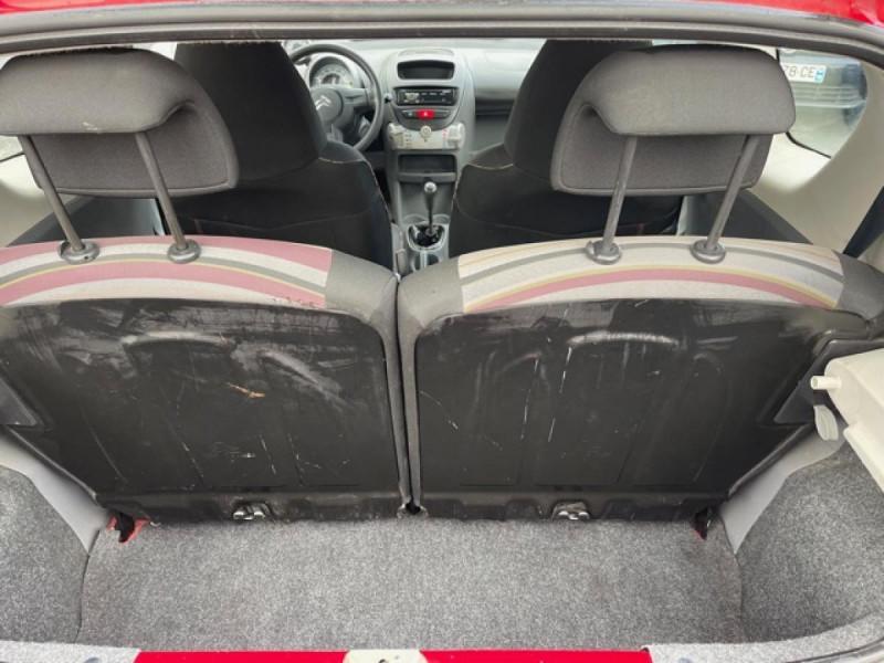 Photo 8 de l'offre de CITROEN C1 1.0I  CONFORT à 3990€ chez Triplo auto