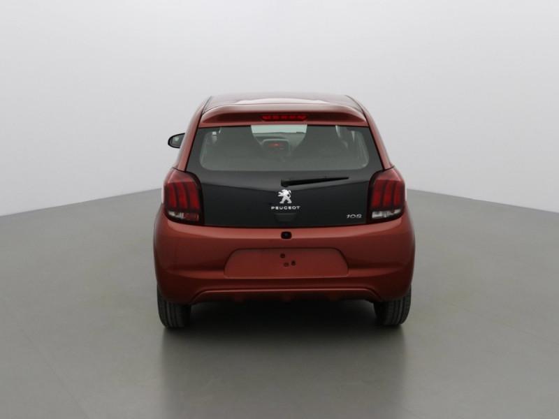 Photo 5 de l'offre de PEUGEOT 108 ACTIVE à 12623€ chez Centrale auto marché Périgueux