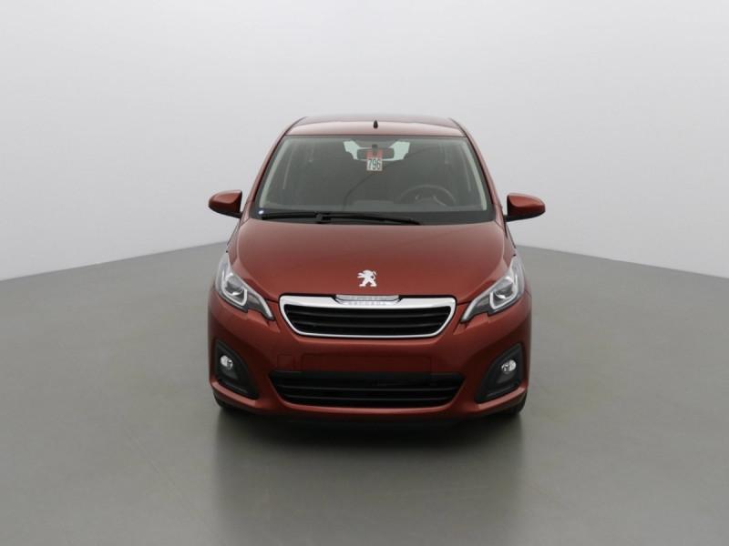 Photo 3 de l'offre de PEUGEOT 108 ACTIVE à 12623€ chez Centrale auto marché Périgueux